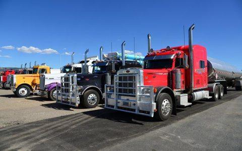Kenworth Semi Truck Models